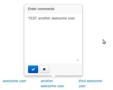 Bootstrap Popover Custom Template by Javascript Bootstrap Custom Popover Stack Overflow