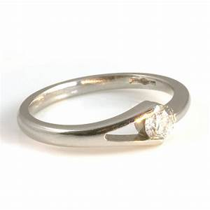 Platinum diamond engagement ring from wrights the for Wedding rings platinum diamond