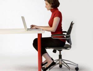 posture bureau petit guide pour améliorer sa posture au bureau pratique fr
