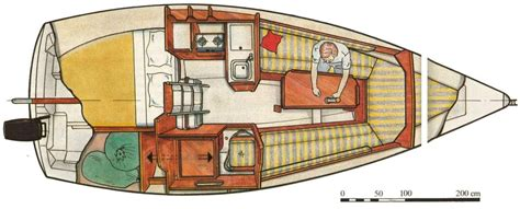 Boat Interior Layout by Small Boat Interior Layout Yachting Inspirations