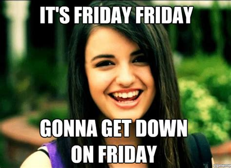 Rebecca Black Meme Generator - the best black friday 2017 memes and america rebecca and thanks giving black friday memes