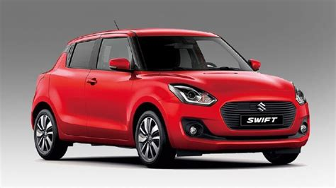 New-gen Maruti Suzuki Swift Bookings Open