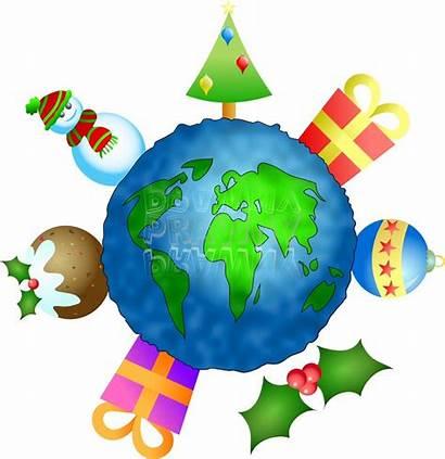 Around Christmas Clipart Clip Holiday Prawny Clipground