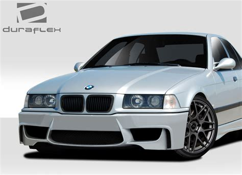 1992 1998 bmw 3 series m3 e36 duraflex 1m look front