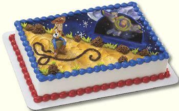 toy story woody buzz cake decoration kit partieskids