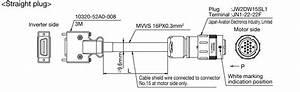 External Dimensions Of Dedicated Motors  Synchronous Motor