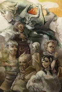 The Legend Of Zelda Twilight Princess Characters | www ...