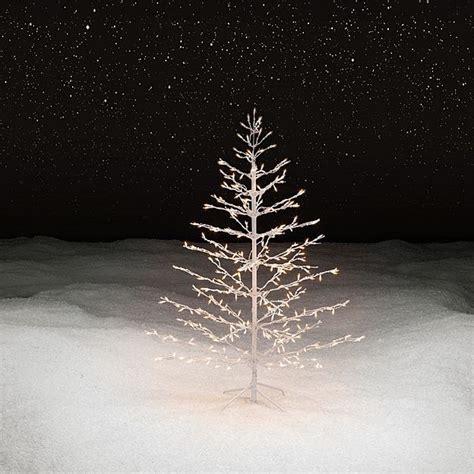 outdoor lighted 5 tree lights