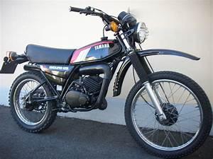 Yamaha 125 Dtmx 1979  U0026quot  Origine  U0026quot