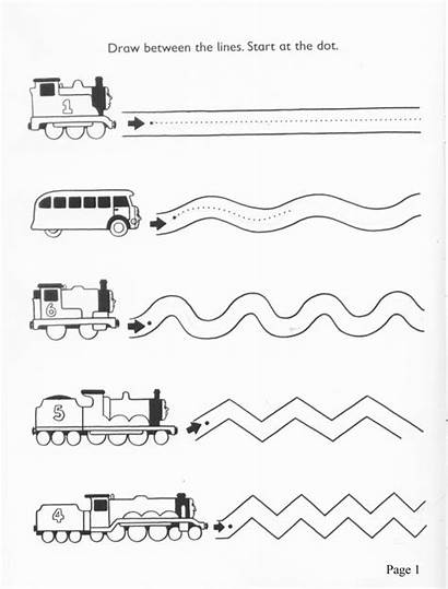 Tracing Line Worksheets Stay Lines Worksheet Trace