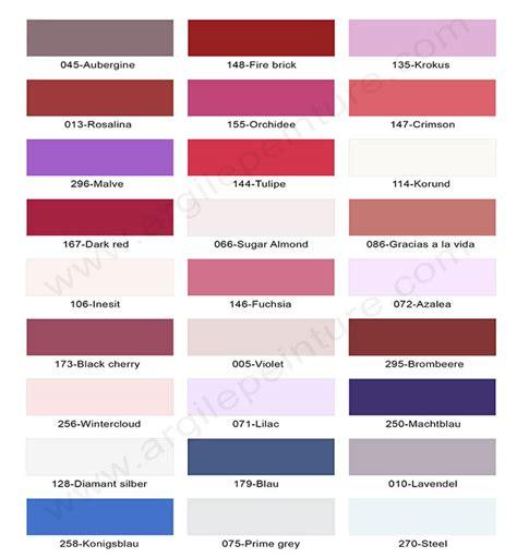 couleurs peinture argile et laque satinée 165 teintes 100