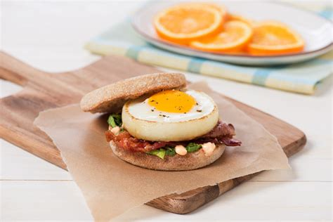 Chipotle Egg Breakfast Sandwich
