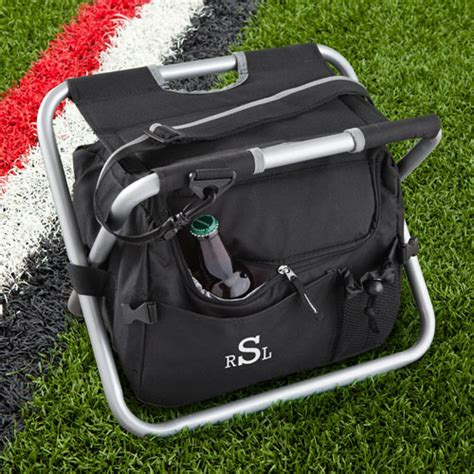 sit n sip custom sports cing insulated cloth cooler