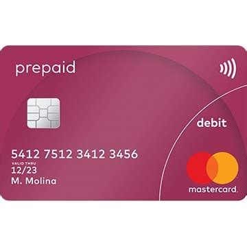 beantragen sie eine kredit debit oder prepaidkarte