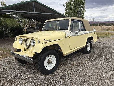 jeep jeepster for sale 1969 jeep jeepster for sale gallup new mexico