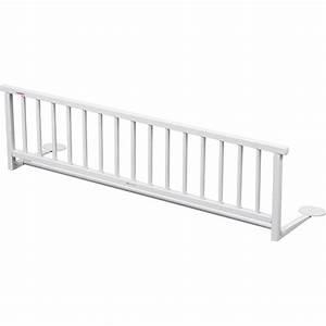 Barriere De Lit Carrefour : barriere de lit pliante laqu blanche de combelle sur allob b ~ Dailycaller-alerts.com Idées de Décoration