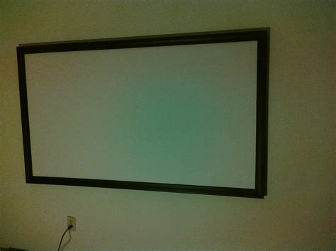 projector screen projection screen raw material diy
