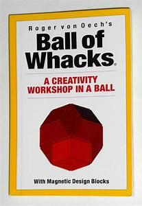 Ball Of Whacks Creativity Guidebook Booklet Manual Roger