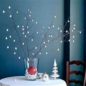 Natural Holiday Decor Idea Beautiful Birch Branches