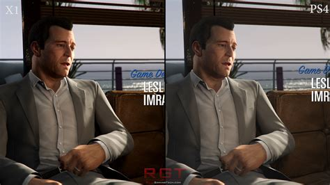 Kaos One Graphic 5 grand theft auto 5 xbox one vs playstation 4 graphics