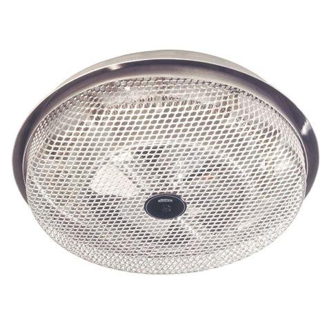 broan 1 250 watt surface mount fan forced ceiling heater