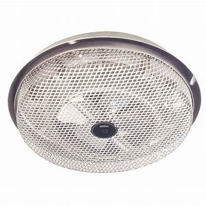 Broan watt surface mount fan forced ceiling heater