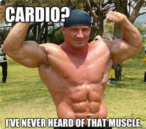 Cardio Meme - is terry crews on steroids or natural aretheyonsteroids com
