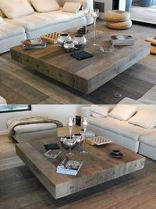 12, Extra, Large, Rectangular, Coffee, Table, Gallery