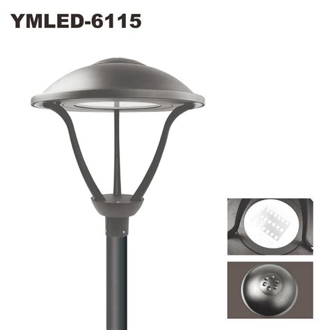 outdoor decorative pole lights sale residential led light source decorative post top