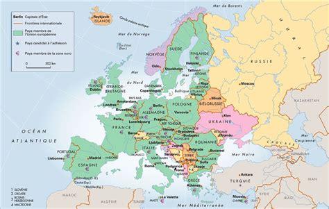 Carte Routière De L Europe 2017 by Infos Sur 187 Union Europeenne Carte 2016 187 Vacances Arts