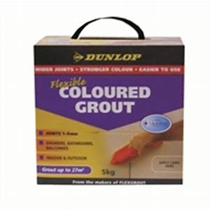 Davco Colour Grout Chart Davco 15kg 64 Mocha Sanitized Colourgrout Bunnings