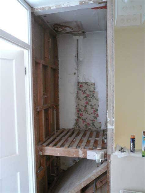 airing cupboard usable joinery cabinet