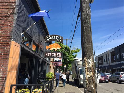 Coffee Geekio At Seattle's Coastal Kitchen, A New
