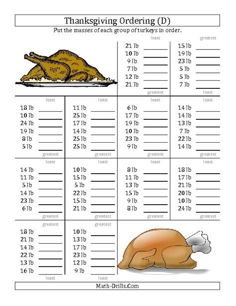 thanksgiving worksheets middle school math 158 best worksheets for school images on
