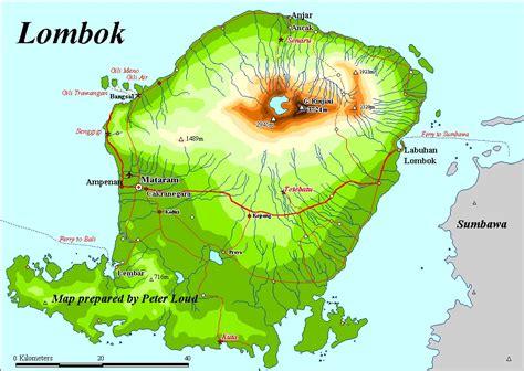 segala hal tentang wisata  pulau lombok indoneia
