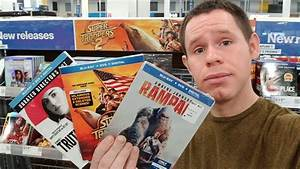 Blu-ray / Dvd Tuesday 7/17/2018 Out and About Video - YouTube