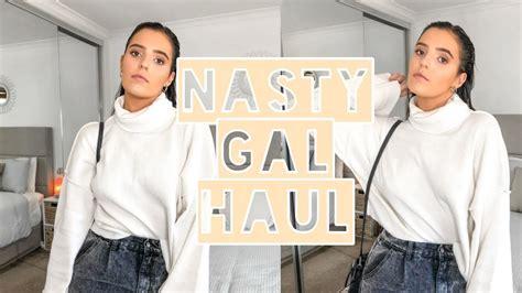 season clothing haul  nastygal   discount
