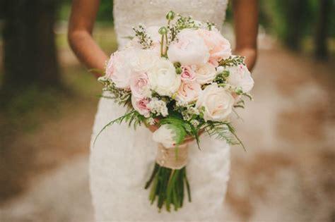 Blush Pink And Mint Rustic Diy Wedding By Beca Companioni
