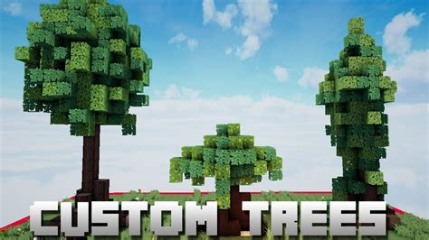 custom tree tutorial easy    custom trees