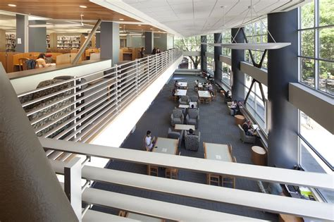 american river college library lionakis