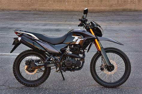 Csc Announces New 250cc Dual Sport For ,895
