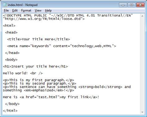 Html Part Links Internal External Anchor