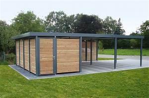 Dachbelag Für Carport : carport f r motorrad un52 hitoiro ~ Michelbontemps.com Haus und Dekorationen
