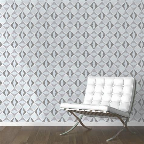couleur mur chambre adulte coup de cœur sur les papiers peints origami decovero