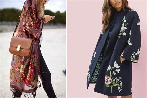 How To Wear Kimono Cardigan