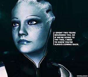 I'm not afrai... Mass Effect Shepard Quotes