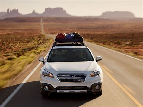 Subaru Outback Road Test by 2017 Subaru Outback Road Test And Review Autobytel