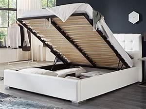Bett Weiß 180x200 Mit Bettkasten : wei doppelbetten mit bettkasten und weitere doppelbetten g nstig online kaufen bei m bel ~ Bigdaddyawards.com Haus und Dekorationen