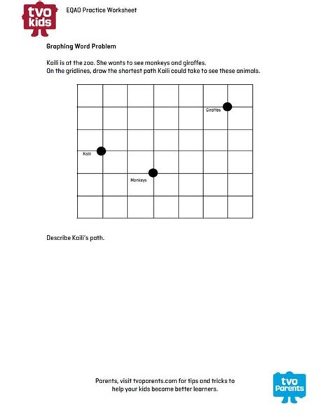 eqao homework worksheet for grade 3 math get