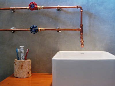 brass kitchen faucets  pipes images  pinterest